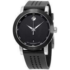 "Movado Men's 0606507 ""Museum"" Stainless Steel Watch"