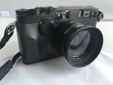 Contax g2 black With Biogon 2.8/28mm Lens