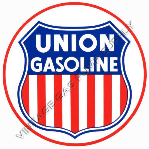 "Union Gasoline 12/"" Vinyl Decal DC181"