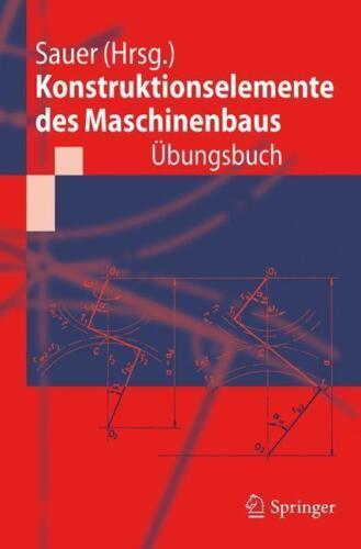 1 von 1 - Konstruktionselemente des Maschinenbaus - Übungsbuch (2011, Taschenbuch)