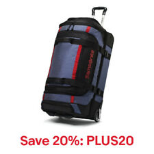 """Samsonite Ripstop 30"""" Rolling Duffel, 20%: PLUS20"""