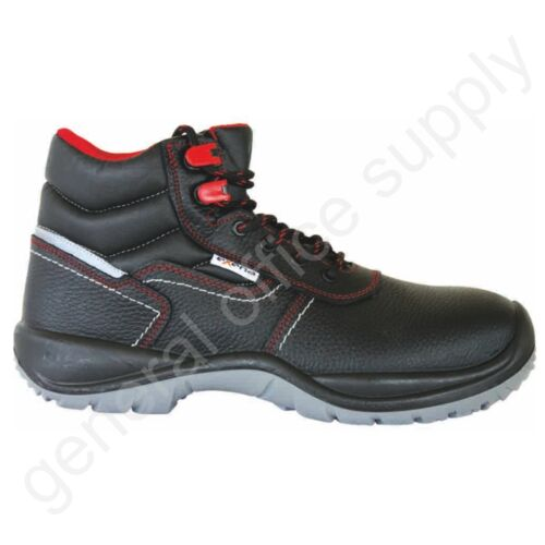 Leather S3 Cap Real Boots Men Work Composite Shoes Src Safety Toe New Trainers PdvFOfqv