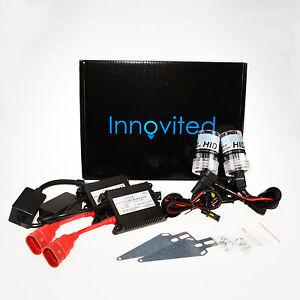 innovited 35w xenon hid kit h11 6000k white heardlight slim HID Conversion Kit image is loading innovited 35w xenon hid kit h11 6000k white