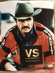 Burt-Reynolds-Autographed-8-X-10-Smokey-And-The-Bandit-Photo-COA-CERTIFIED