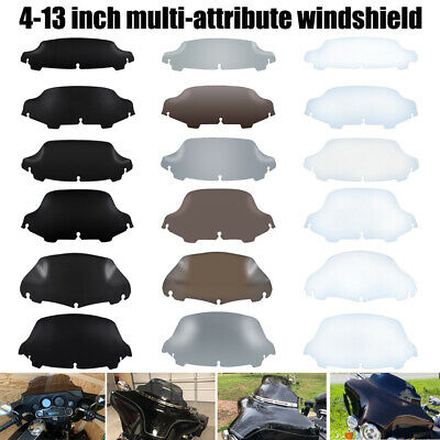 FATExpress Motorcycle Plastic Windscreen Windshield Wind Shield Protector with Mounting Bracket for 2013-2016 Yamaha MT-09 FZ-09 MT09 FZ09 MT FZ 09 2014 2015 13-16 Smoke
