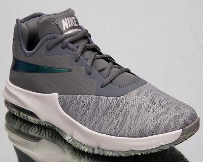 Nike Air Max Infuriate III Bas Homme Gris Cool Basketball Baskets | eBay