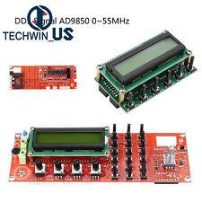 New Listingdds Signal Generator Ad9850 055mhz Ham Radio Ssb61 Transceiver Vfo Ssb Us