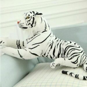 10-039-039-Tiger-Plush-Animal-Realistic-Big-White-Tiger-Hairy-Soft-Stuffed-Toy-Pillow