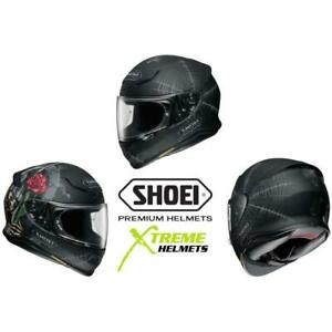 Shoei RF-1200 Dystopia Helmet TC-5 Full Face Pinlock Ready DOT SNELL XS-2XL