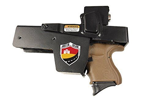 Jotto Gear Quick Access Rugged Steel Nra Locking Handgun Holster For