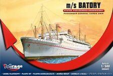 M/S BATORY - WW II 'THE LUCKY SHIP' TRANSATLANTIC OCEAN LINER 1/500 MIRAGE
