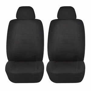 Terrific Details About Black Racer Front Lowback Seat Covers For Land Rover Range Rover Uwap Interior Chair Design Uwaporg