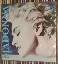 Madonna True Blue Vinyl Lp Record 33rpm Sire Warner WX-54 1986 Live to Tell