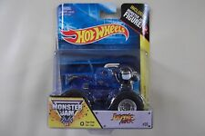 MONSTER Jam Truck Edge Glow Off Road Jurassic Attack #35 & Figure 1:64