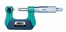 Screw Thread Micrometer 1 2 Graduation 001 Measures Pitch Diameter Of