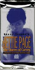 Bunny Yeager's Bettie Page The Queen of Curves Trading Card Pack