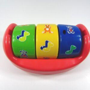 94b03b98b691 Baby Einstein Exersaucer Replacement Spinner Spinning Toy Spin 3 ...