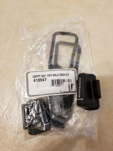TREK BONTRAGER Cyclisme Ordinateur Analogique Capteur de vitesse neuf sous emballage /& Batterie