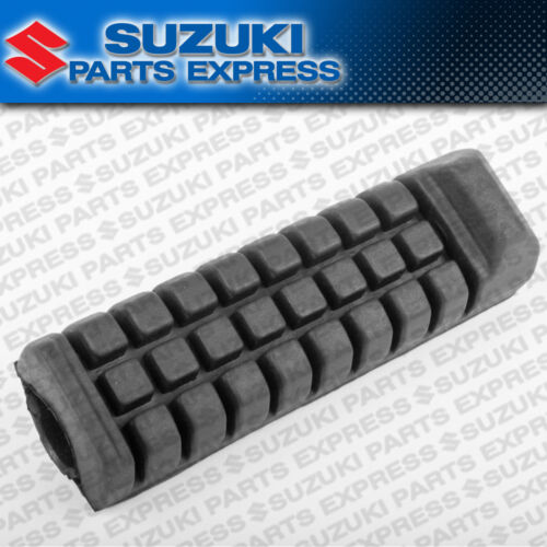 NEW 1987 - 2006 SUZUKI LT80 LT 80 QUAD OEM FOOT PEG REST RUBBER 43551-40B00