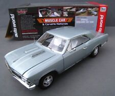 Chevrolet Chevy Chevelle SS396 Coupe Rot 1964-1967 1//18 Motormax Modell Auto m..