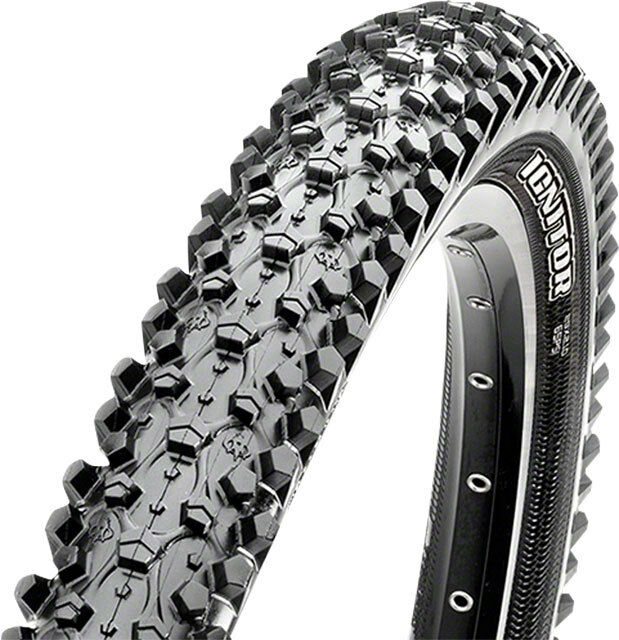 Maxxis Ignitor Mountain Bike MTB LUSTUST Tubeless Tire 26 x 2.35