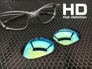 885e95decef LINEGEAR Custom Lens for Oakley X-Metal XX  Prizm - HD Turquoise ...