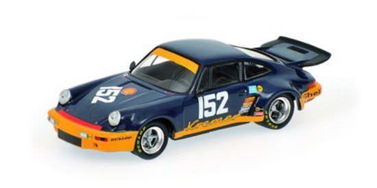 MINICHAMPS 430746952 PORSCHE CARRERA RSR 3.0 Winner Imola 1974 1 43 Nouveau neuf dans sa boîte