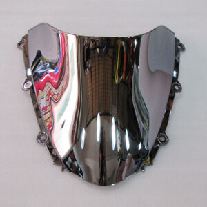 Motorcycle-Windshield-2006-Silver-2004-CBR1000RR-For-Honda-2005-Windscreen-2007