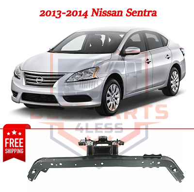 For 2013-2018 Nissan Sentra Radiator Support Tie Bar 64142SK 2014 2015 2016 2017