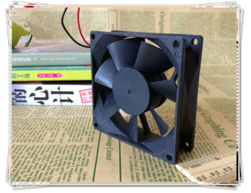 Xin Rui United RDM8025S 8CM 8025 12V 0.11A silent computer chassis power box fan