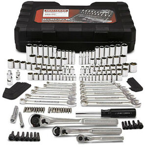 Craftsman-165-PC-Mechanics-Tool-Set-with-case-BRAND-NEW-FREE-SHIPPING