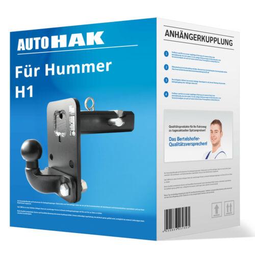 AHK starr für HUMMER H1 92-06 NEU TOP Auto Hak