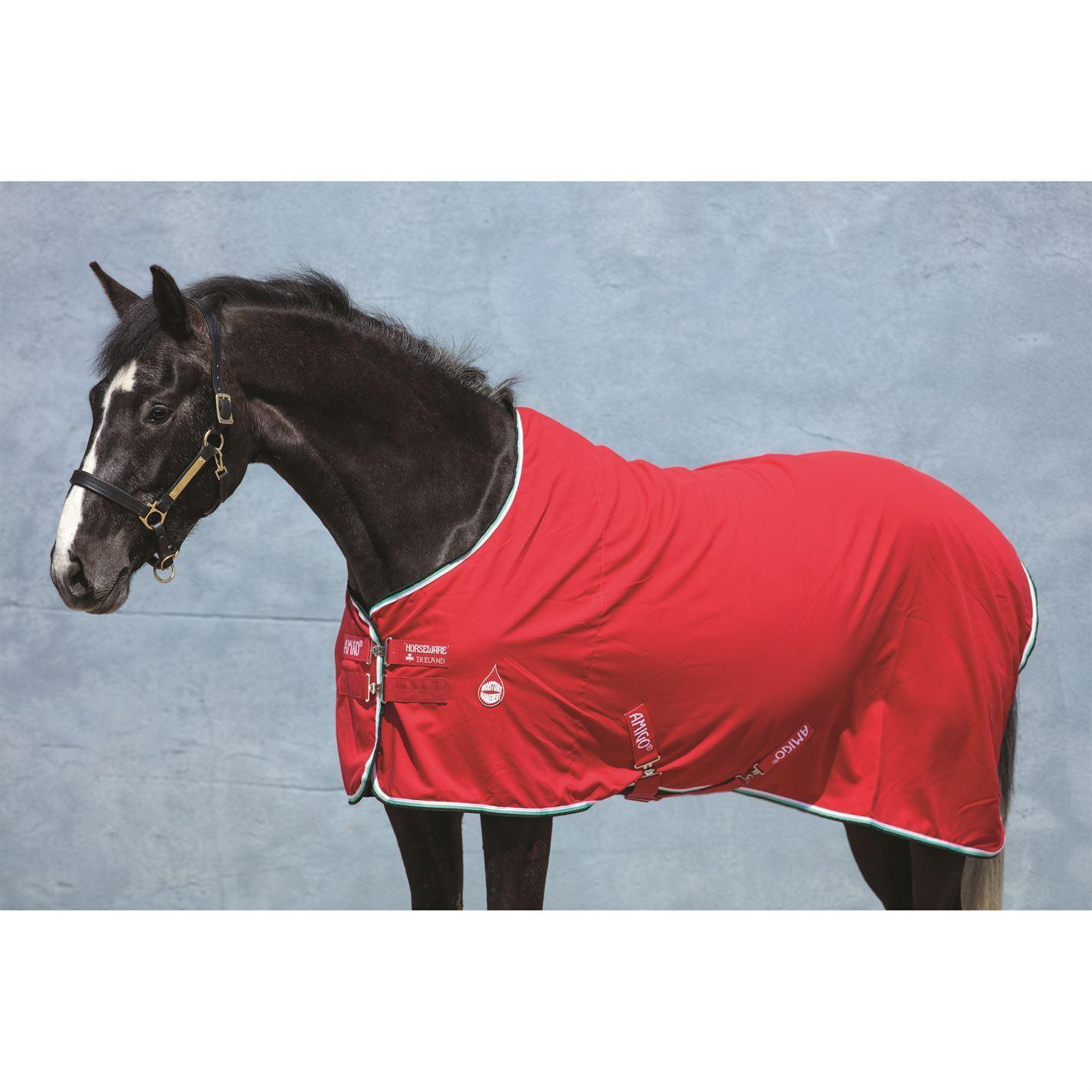 Amigo Unisex Stable Sheet Horse Rug Breathable