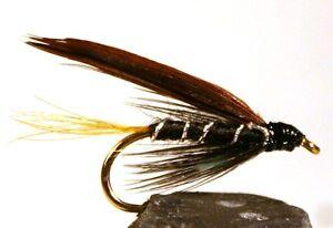 Wet flies Freddi bead head Pick a size 4-pack Size 10-14. ICE FLIES