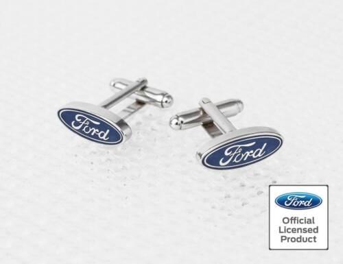 Richbrook ufficiale con licenza Ford Logo Camicia Gemelli FIESTA FOCUS KA MONDEO