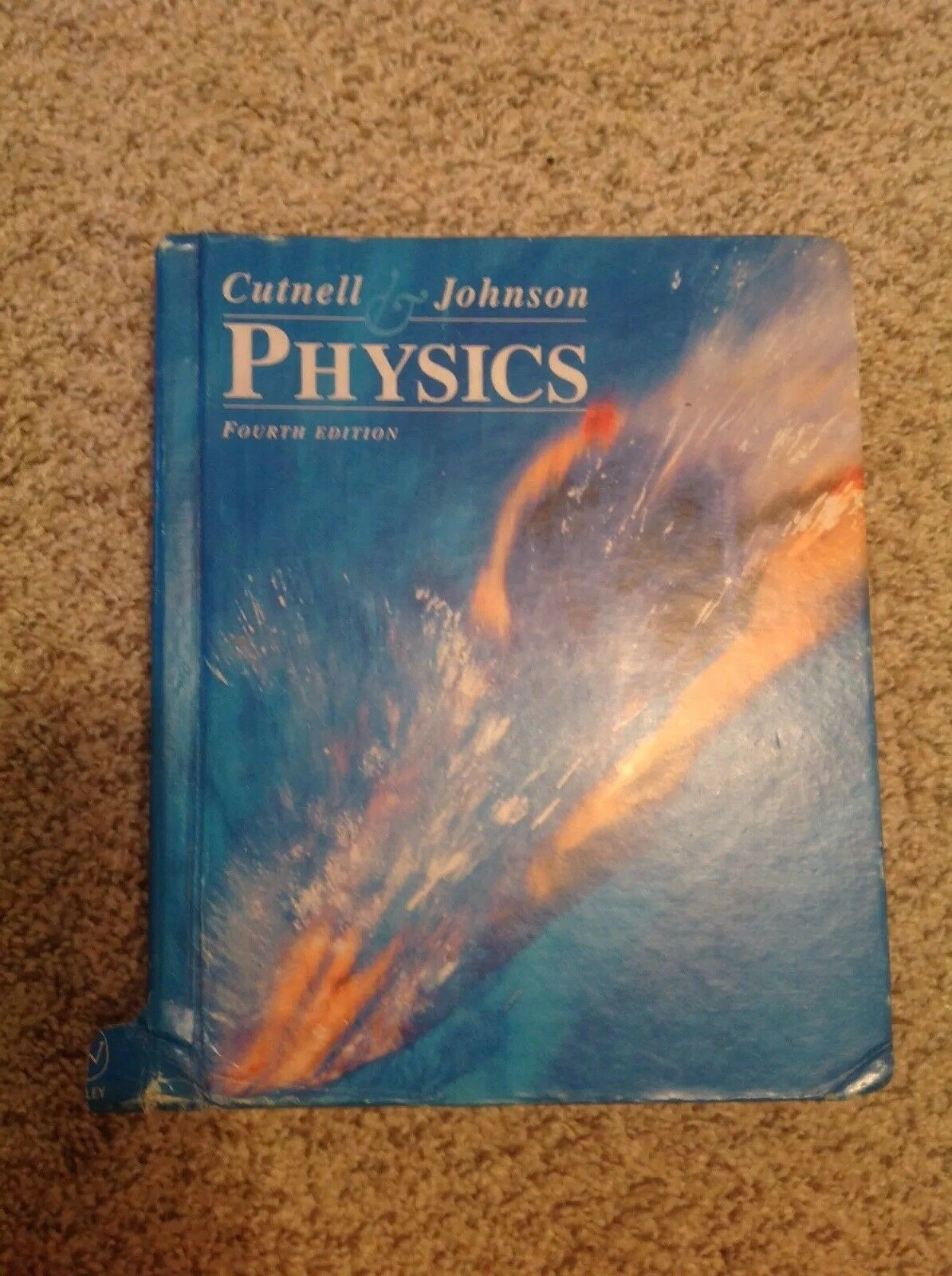 Physics Volume 1 by John D. Cutnell and Kenneth W. Johnson (1997,  Paperback) | eBay