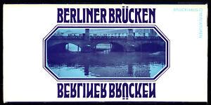 Stave-G-Boldt-H-J-Berliner-Bruecken-Brockhaus-Miniaturen-1981