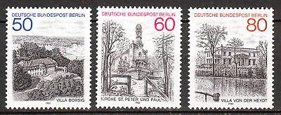 Duftendes Aroma 685-687 Postfrisch Luxus Nr Schlussverkauf Berlin 1982 Mi
