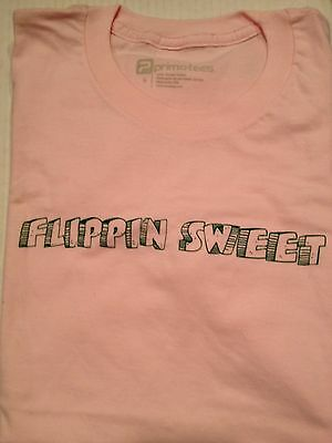 Flippin/' Sweet American Apparel Girl/'s T-Shirt