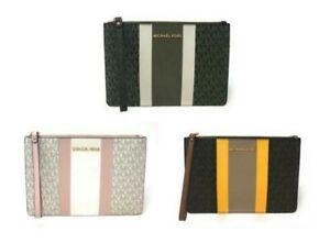 Michael-Kors-Jet-Set-Travel-XLarge-Zip-Clutch-Wristlet-Wallet