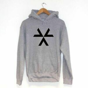 Chvrches painted heart  hoodie hoody