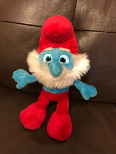 Smurf Toy Figures /& Soft Toys the Smurfs Mcdonalds /& Other Makes