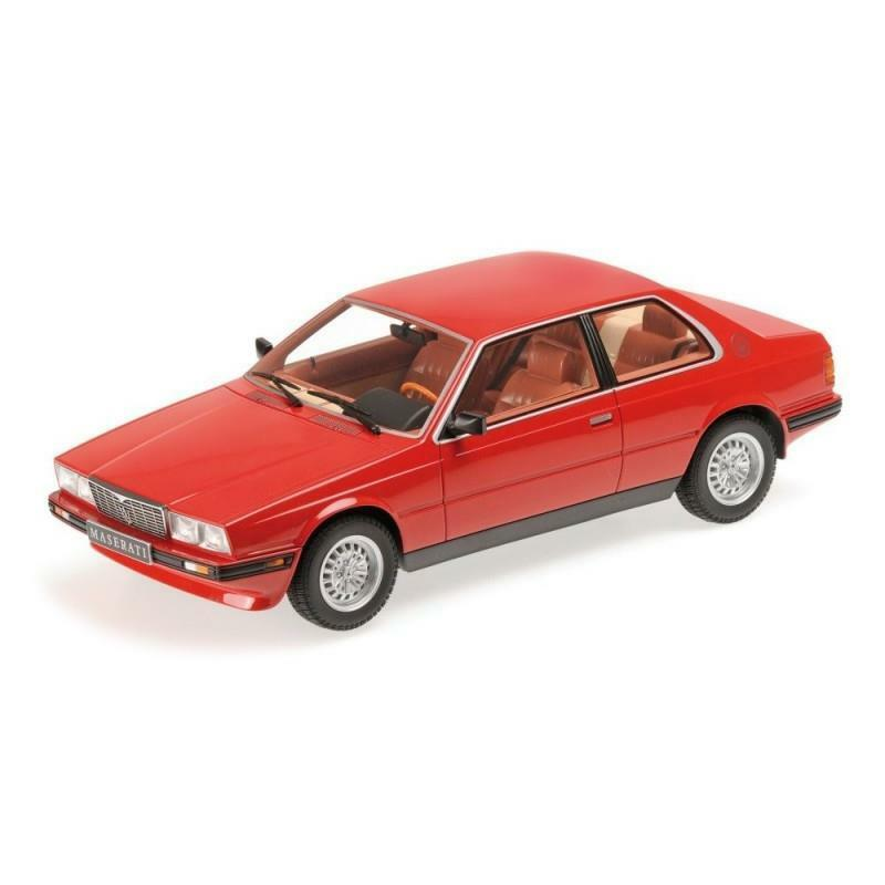 Biturbo 1982 mc-107123501 minichamps maserati - coupé