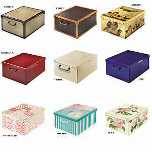 Caricamento in corso perriporre with scatole di cartone - Scatole porta indumenti ...