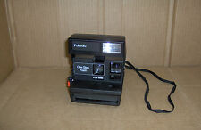 Polaroid One Step Camera with manual & paperwork  nice,works well 600 plus color
