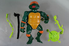 Playmate Toys Vintage TMNT 1991 ROCK N' ROLL MIKE