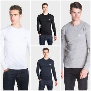883-Police-Mens-New-Casual-Cotton-Printed-Crew-Neck-Designer-Codex-T-Shirt-Tee