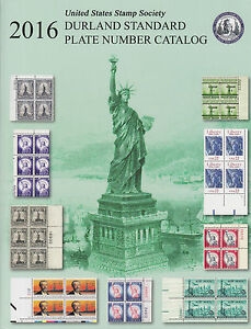 Durland-2016-Standard-Plate-Number-Catalog-Perfect-Bound-New