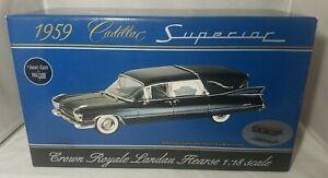 Sunset Coach Precision 1959 Cadillac Superior Flower Car ...