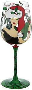 Official-Mistletoe-Tester-Hand-Painted-Christmas-Wine-Glass-with-Attitude